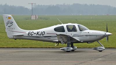 A picture of ECKJO -  - [] - © Jaap Niemeijer