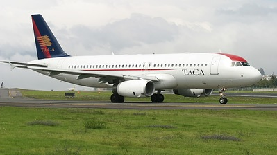 N487TA - Airbus A320-233 - TACA International Airlines