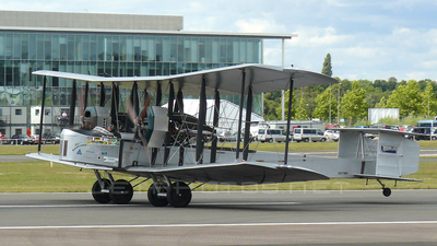 NX71MY - Vickers Vimy - Private