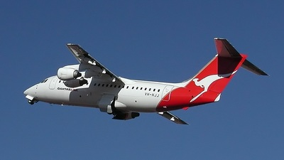 VH-NJJ - British Aerospace BAe 146-200 - Qantaslink