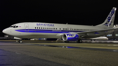 SE-DTN - Boeing 737-883 - Moskovia Airlines