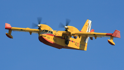 UD.13-20 - Canadair CL-215T-6B11 - Spain - Air Force