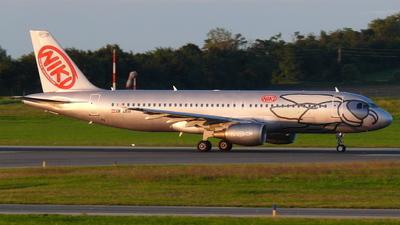 OE-LEU - Airbus A320-214 - Niki