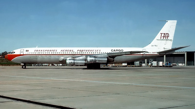 CS-TBJ - Boeing 707-373C - TAP - Transportes Aéreos Portugueses