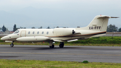 XA-FFF - Bombardier Learjet 35 - Private