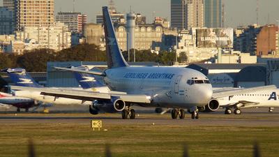 LV-ZZI - Boeing 737-236(Adv) - Aerolíneas Argentinas