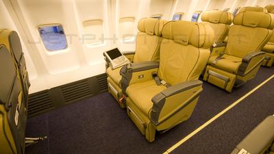 D-ATUF - Boeing 737-8K5 - TUIfly