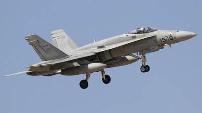 C.15-32 - McDonnell Douglas EF-18A+ Hornet - Spain - Air Force