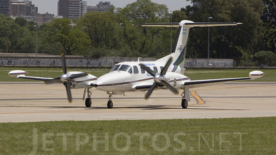 LQ-BLU - Piper PA-42-1000 Cheyenne 400 - Argentina - Police of Buenos Aires
