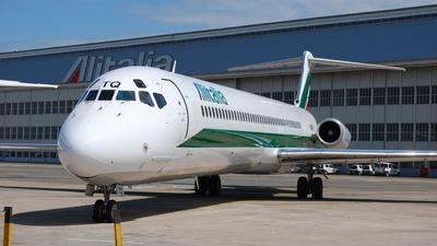 I-DATQ - McDonnell Douglas MD-82 - Alitalia
