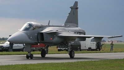 9244 - Saab JAS-39C Gripen - Czech Republic - Air Force
