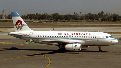 N828AW - Airbus A319-132 - US Airways (America West Airlines)