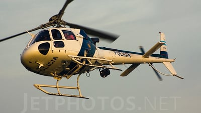 LQ-BIS - Aérospatiale AS 350B3 Ecureuil - Argentina - Police of Buenos Aires