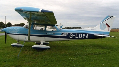 G-LOYA - Reims-Cessna FR172J Reims Rocket - Avon Air Centre
