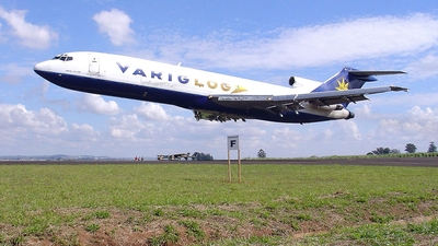 PP-VQU - Boeing 727-2J7(Adv)(F) - Varig Log