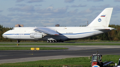 RA-82040 - Antonov An-124-100 Ruslan - Russia - 224th Flight Unit State Airline