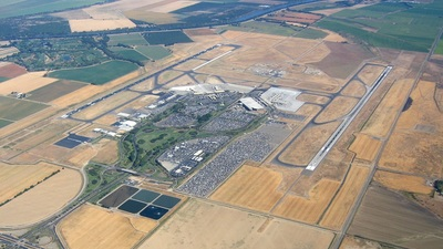 KSMF - Airport - Airport Overview
