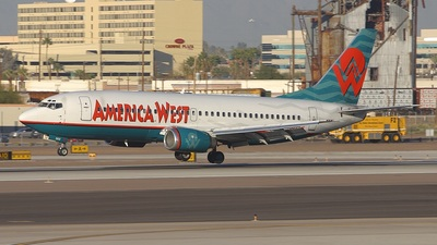N302AW - Boeing 737-3G7 - America West Airlines