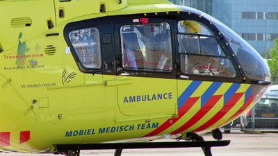 PH-EMS - Eurocopter EC 135T2 - ANWB Medical Air Assistance