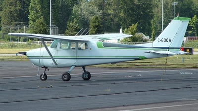A picture of CGOQA - Cessna 172A Skyhawk - [46759] - © Curtis K