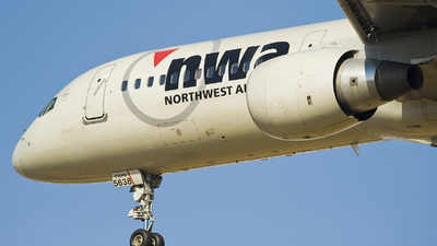N538US - Boeing 757-251 - Northwest Airlines