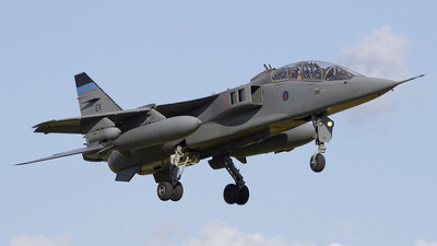 XX835 - Sepecat Jaguar T.4 - United Kingdom - Royal Air Force (RAF)