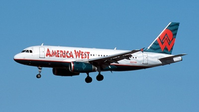 N810AW - Airbus A319-132 - America West Airlines