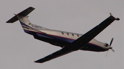 G-MATX - Pilatus PC-12/45 - Matrix Avaition