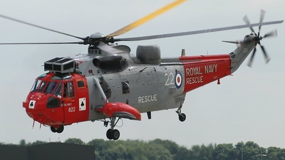 ZA167 - Westland Sea King HU.5 - United Kingdom - Royal Navy
