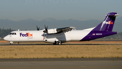 N821FX - ATR 72-212(F) - FedEx Feeder (Empire Airlines)