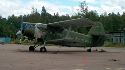 RF-02548 - Antonov An-2TD - Private