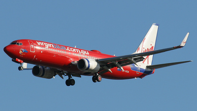 VH-VOA - Boeing 737-8BK - Virgin Blue Airlines