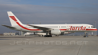 EI-LTU - Boeing 757-23N - Aurela
