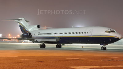 N727NY - Boeing 727-232(Adv) - Private