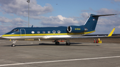 A picture of GEVLN - Gulfstream IV - [1175] - © if