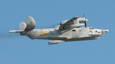 04 - Beriev Be-12 - Ukraine - Air Force