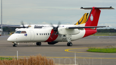 VH-ZZF - Bombardier Dash 8-Q315MPA - Australia - Customs