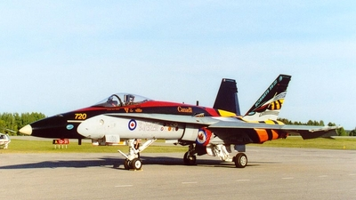 188720 - McDonnell Douglas CF-188 Hornet - Canada - Royal Canadian Air Force (RCAF)