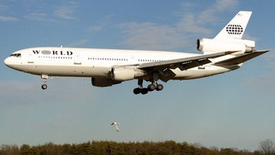 N353WL - McDonnell Douglas DC-10-30 - World Airways
