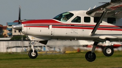 SE-KYI - Cessna 208B Grand Caravan - NTD Air Cargo