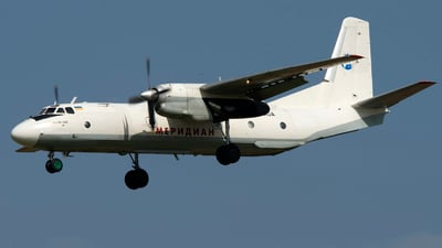 UR-MDA - Antonov An-26-100 - Meridian Aviation