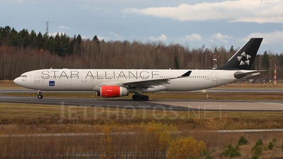 SE-REF - Airbus A330-343 - Scandinavian Airlines (SAS)
