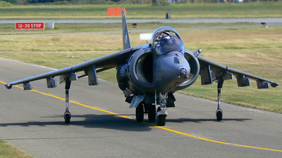 ZD376 - British Aerospace Harrier GR.9 - United Kingdom - Royal Air Force (RAF)