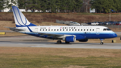 N644RW - Embraer 170-100SE - United Express (Shuttle America)