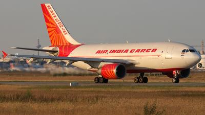 VT-EJH - Airbus A310-304(F) - Air India Cargo
