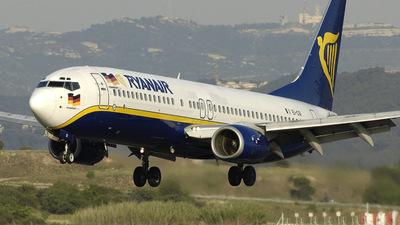 EI-CSI - Boeing 737-8AS - Ryanair