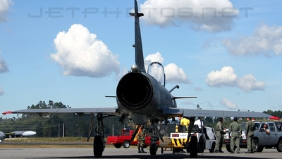 FAC3031 - Dassault Mirage 5COAM - Colombia - Air Force