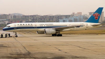 B-2805 - Boeing 757-21B - China Southern Airlines