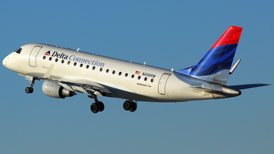 N856RW - Embraer 170-100SE - Delta Connection (Shuttle America)