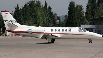 TC-MKA - Cessna 550 Citation II - Bonair Business Charter